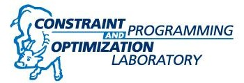 Constraint Programming and Optimization Research Laboratory